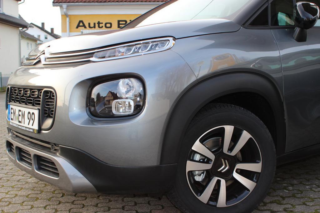 Citroen C3 Aircross Pure Shine 1.2 NAVI EU-Neuwagen Gebrauchtwagen Jahreswagen Birkle Mobile www.autlet24.de