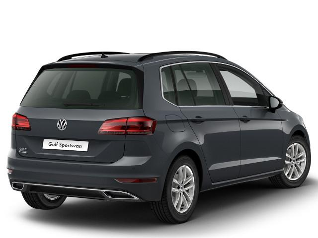 VW Golf Sportsvan Comfortline Highline EU Neufahrzeuge XXL Rabatt