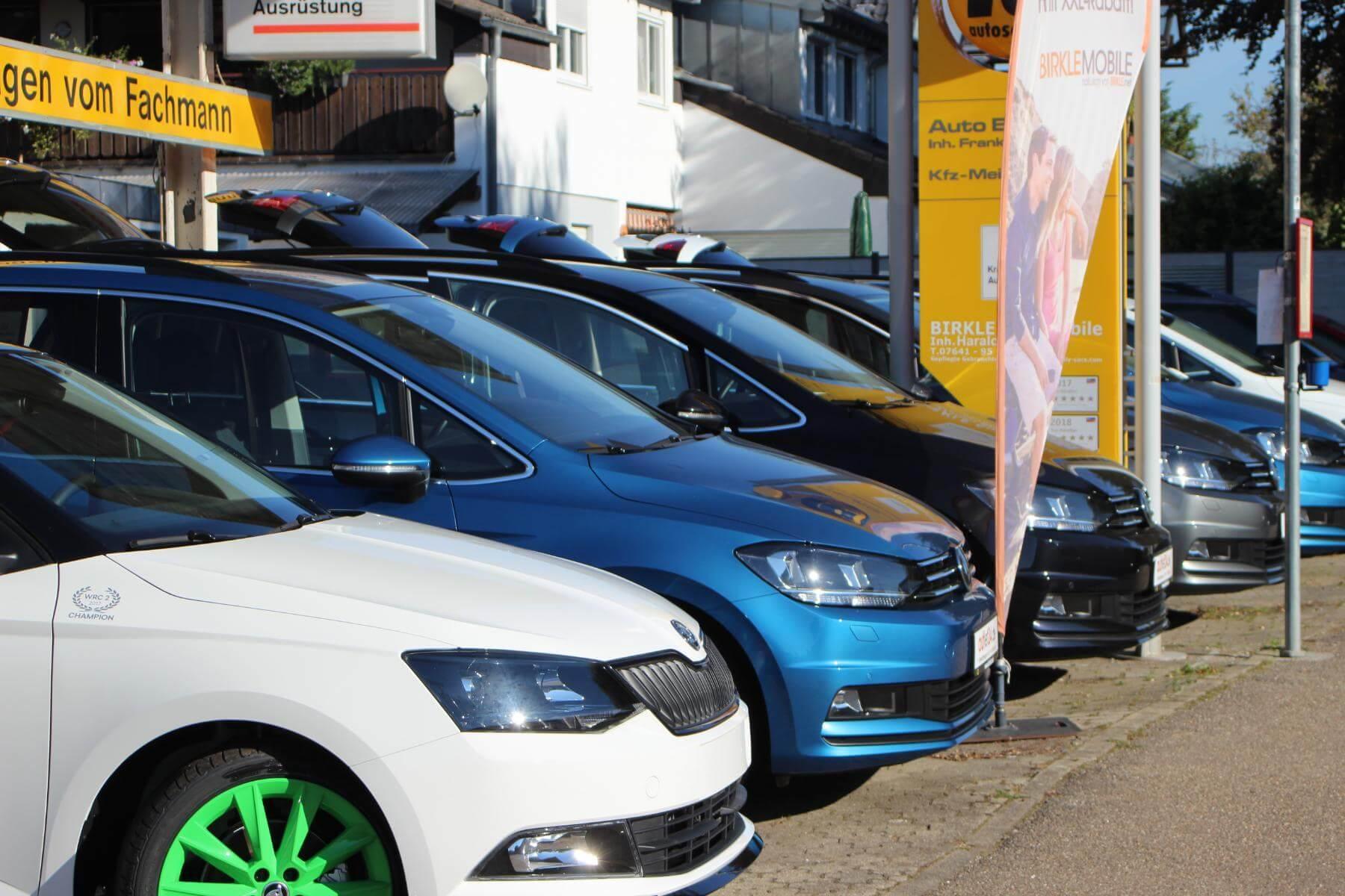 Vorort-Fahrzeuge mit XXL-Rabatt