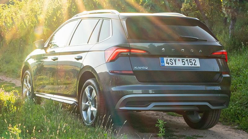 Skoda Kamiq 2020 mit XXL Rabatt bei Birkle Mobile in Reute bei Freiburg EU-Neuwagen zum besten Preis unter www.autlet24.de