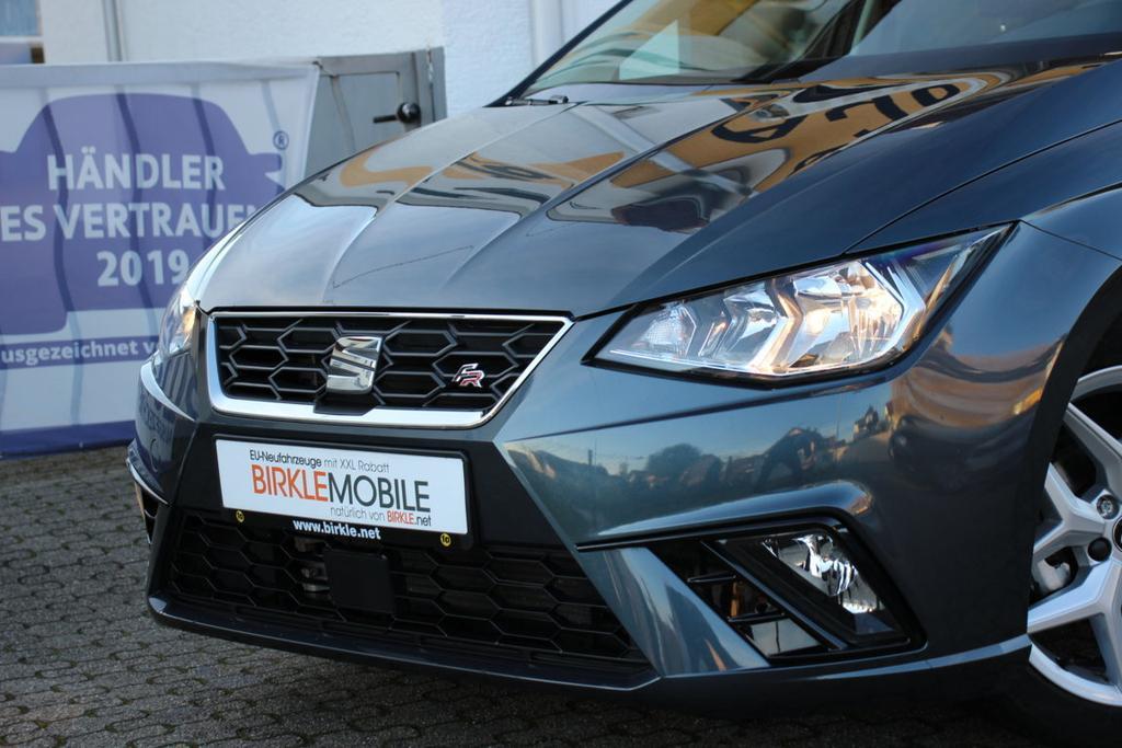 Seat Ibiza 2019 mit XXL Rabatt bei Birkle Mobile in Reute bei Freiburg EU-Neuwagen zum besten Preis unter www.autlet24.de