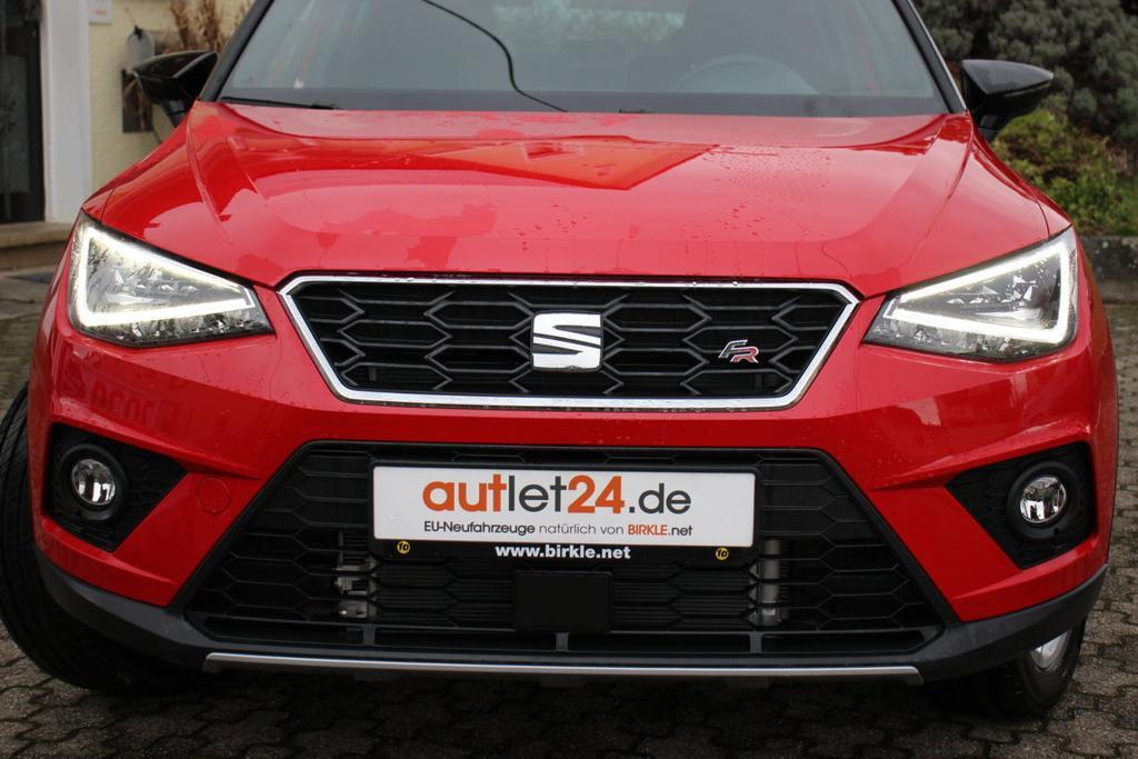 SEAT Arona 2020 mit XXL Rabatt bei Birkle Mobile in Reute bei Freiburg EU-Neuwagen zum besten Preis unter www.autlet24.de