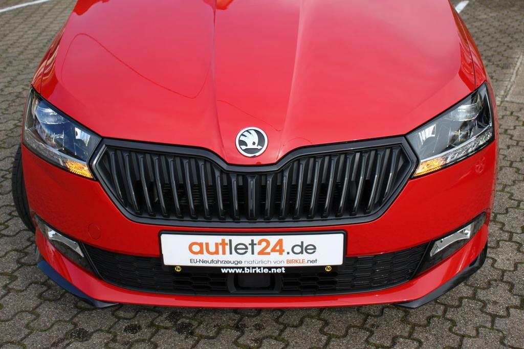 Skoda Fabia Combi Ambition Style Plus  Monte Carlo  2020 mit XXL Rabatt bei Birkle Mobile in Reute bei Freiburg EU-Neuwagen zum besten Preis unter www.autlet24.de