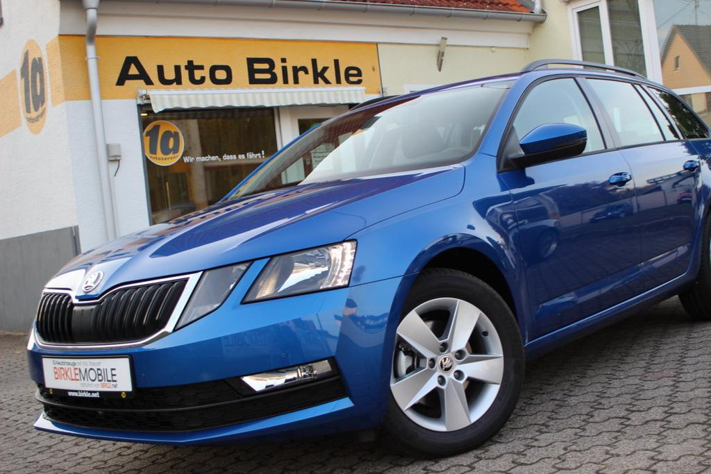 Skoda Octavia Ambtition PLUS Last EDITION 2020 2021 Navigation AMUNDSEN Virtual