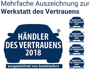 Händler des Vetrauens 2018