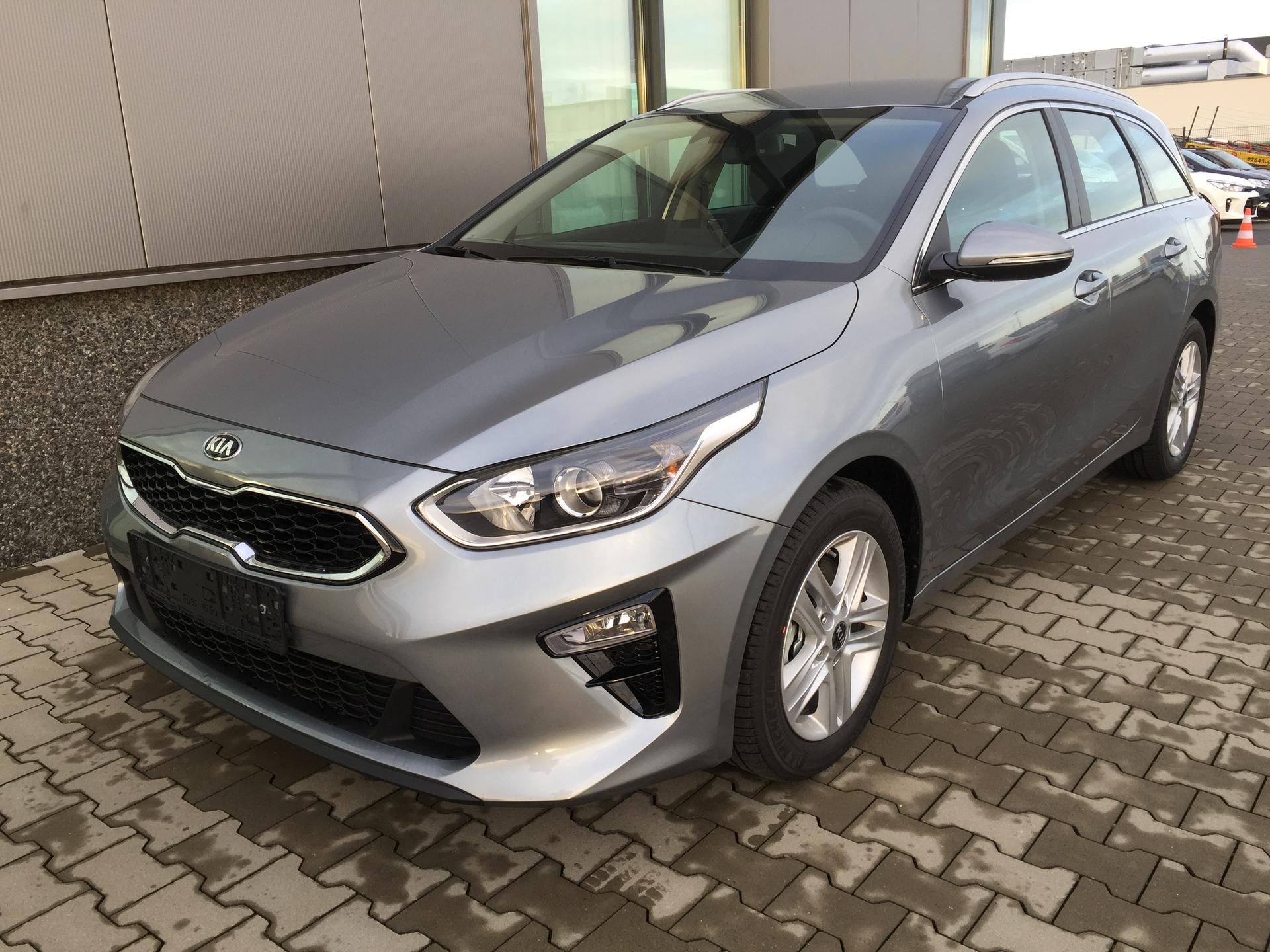kia ceed sportswagon silver 2 neues modell dachreling. Black Bedroom Furniture Sets. Home Design Ideas