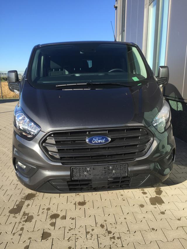 """Ford Transit Custom """"Ambiente"""" (3) L2H1/ 300 - RADIO/BLUETOOTH BEIFAHRERDOPPELSITZ SCHIEBETÜRE RECHTS ZENTRALVERRIEGELUNG MIT FERNBEDIENUNG ELEKTRISCHE FENSTERHEBER"""