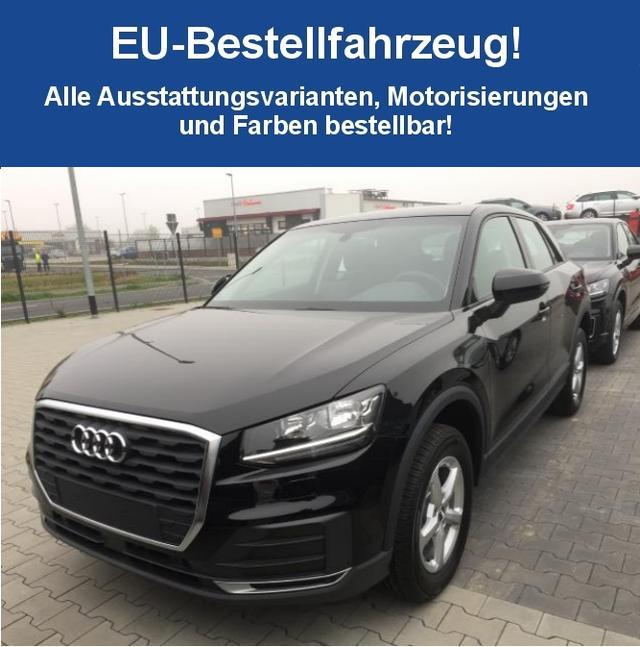 """Audi Q2 - """"Sport"""" (2) 35 TDI 110KW 7-Gang-Automatikgetriebe , KLIMA MMI RADIO MIT BLUETOOTH MITTELARMLEHNE LICHT-/REGENSENSOR SPORTSITZE VORNE ALUFELGEN"""