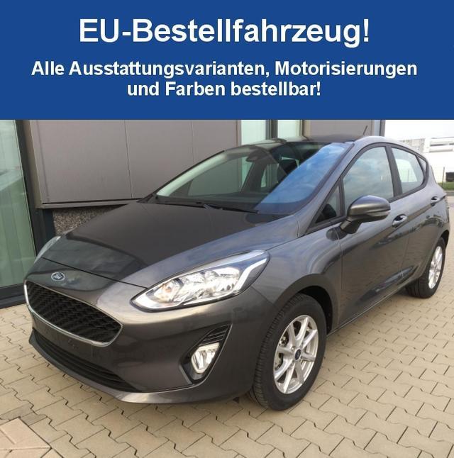 Ford Fiesta -