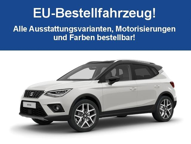 "Seat Arona ""Reference"" (4) 1.0 TSI 70KW/95PS inkl. DACHRELING KLIMA RADIO/SD/USB/BLUETOOTH MULTIFUNKTIONSLENKRAD"
