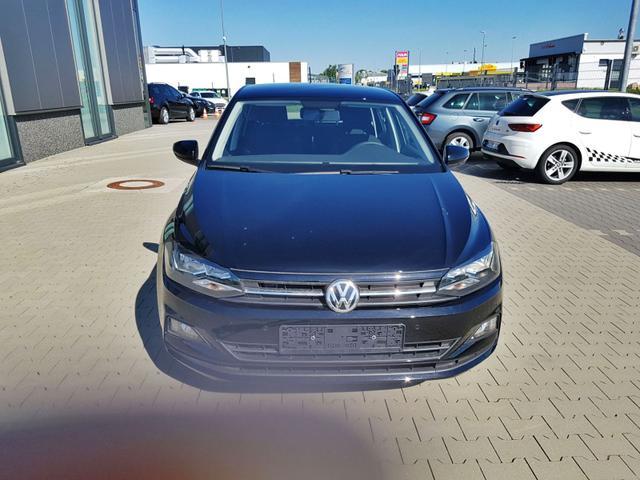 "Volkswagen Polo ""Trendline"" (2) 1.0 EVO 59KW inkl. KLIMA RADIO COMPOSITION COLOUR/SD/BT FAHRLICHTAUTOMATIK COMING-LEAVING-HOME FRONT ASSIST BERGANFAHRASSISTENT"