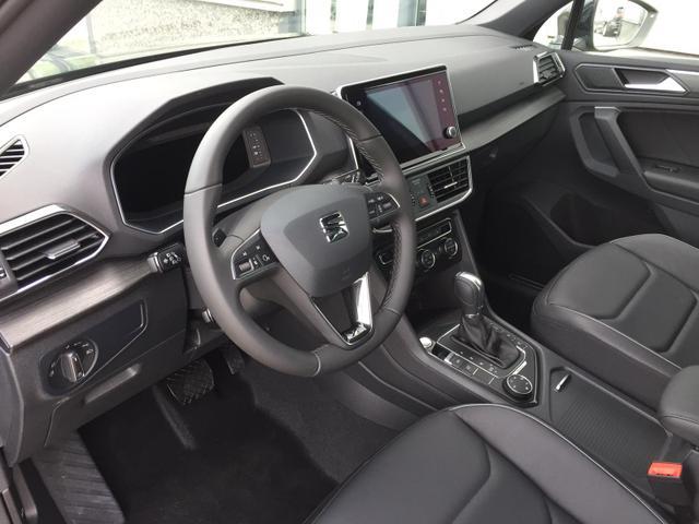 "Seat Tarraco ""Style"" (4) 2.0 TDI 110KW DSG ALLRAD inkl. KLIMAAUTOMATIK MEDIA SYSTEM PLUS/CD/USB/SD/BLUETOOTH/FULL LINK PARKSENSOREN HI VOLL-LED-SCHEINWERFER TEMPOMAT VIRTUAL COCKPIT 17"" ALU"
