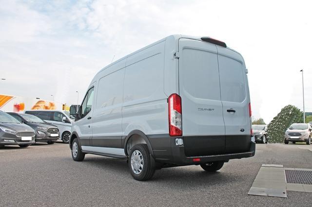 """Ford Transit """"Limited"""" (3) 2.0 TDCi 185PS 350 L2H2, Anhängelast: 2.500kg, 16"""" Alufelgen, Xenon, Navigation, Klima, Parksensoren vo/hi/seitlich, Lederlenkrad, Tempomat, Nebelscheinwerfer, Easy Clean Boden, Seitenwandverkleidung bis Dachkante, Fahrerairbag, ZV mit Fernbedienung"""