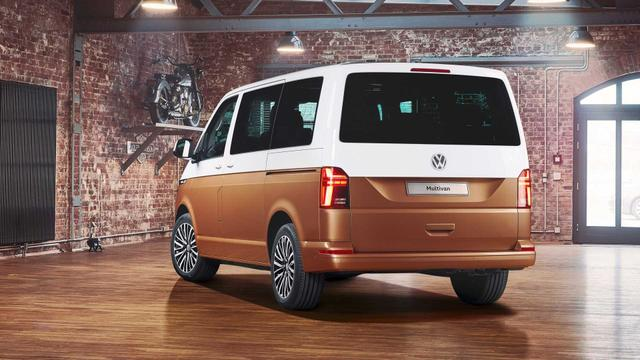 "Volkswagen T6 Multivan ""Trendline"" (6) 2.0 TDI 150PS 4MOTION (ALLRAD), 3 Jahre Garantie, Klimaanlage ""Climatic"", 7-Sitzer, Reserverad, Multifunktions-Lederlenkrad, App-Connect, Radio Composition Color, Schiebetür rechts, Heckklappe"