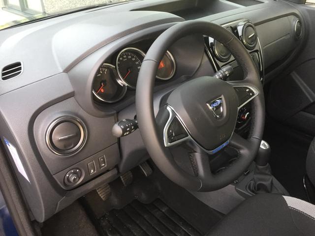 """Dacia Dokker """"Arctic"""" (5) 1.3 TCe 100 FAP inkl. KLIMA RADIO/USB/BLUETOOTH NEBELSCHEINW. SCHIEBETÜREN RE/LI ELEKTRISCHE FENSTERHEBER VORNE ZENTRALVERRIEGELUNG MIT FERNBEDIENUNG"""