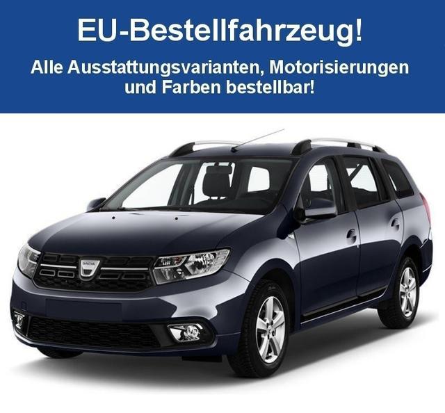"Bestellfahrzeug, konfigurierbar Dacia Logan MCV - ""Access"" (5) SCe 75, Dachreling, ABS ESP, Rücksitzlehne geteilt umklappbar"
