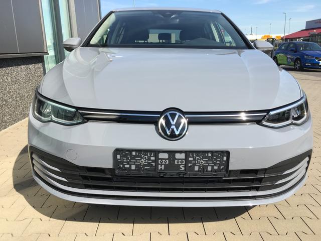 """Volkswagen Golf - """"Style"""" (2) 1.5 eTSI ACT 150PS DSG inkl. ERGOACTIVE-SITZE 3-ZONEN-KLIMAAUTOMATIK READY2DISCOVER/BT/2x USB/APP-CONNECT LED-PLUS-SCHEINW./-RÜCKL. AMBIENTEBEL. ACTIVE INFO DISPLAY PS VO/HI ACC INDUKTIVE LADESTATION MITTELARMLEHNE VO HI LICHT-/SICHTPAKET 17"""" ALU Bestellfahrzeug, konfigurierbar"""