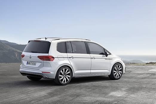 """Volkswagen Touran 16 /"""" platzsparendes Reserverad /& Reifen VW"""