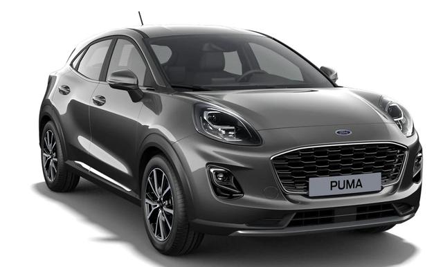 Ford Puma -
