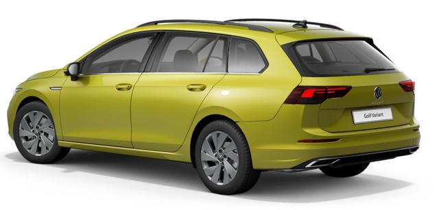 """Volkswagen Golf Variant - """"Style"""" (2) 2.0 TDI 150PS DSG inkl. 3-ZONEN-KLIMAAUTOM. ERGOACTIVE-SITZ/FAHRER DIG. COCKPIT PRO RADIO """"READY2DISCOVER""""/BT/USB/DAB /APP-CONNECT LED-PLUS-SCHEINW. LICHT-/SICHTPAKET AMBIENTE STARTKNOPF STAUASSISTENT ACC PS VO/HI INDUKT. LADESTATION 17""""ALU Bestellfahrzeug, konfigurierbar"""