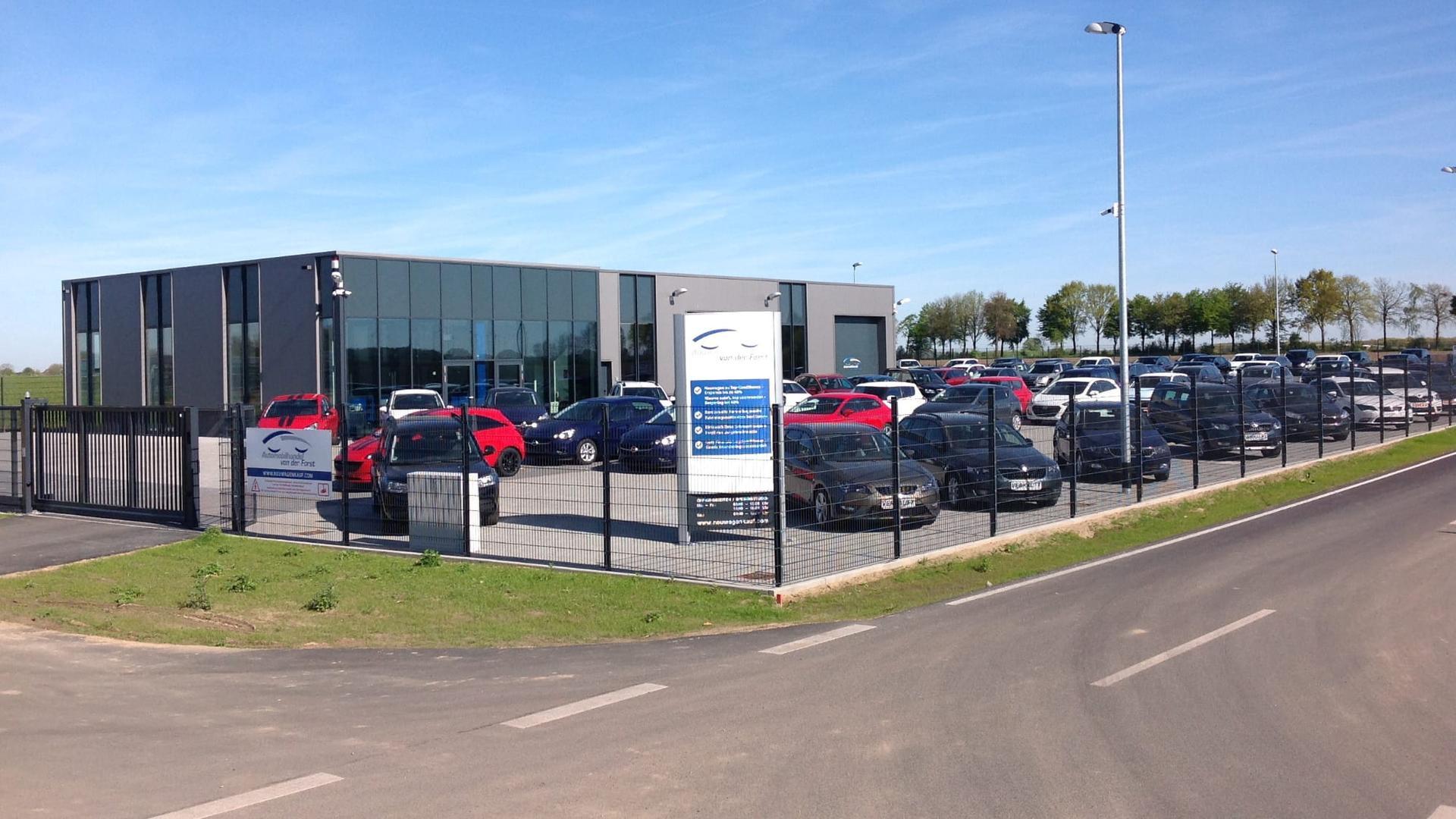 Automobilhandel von der Forst – Neuwagen, EU-Neufahrzeuge