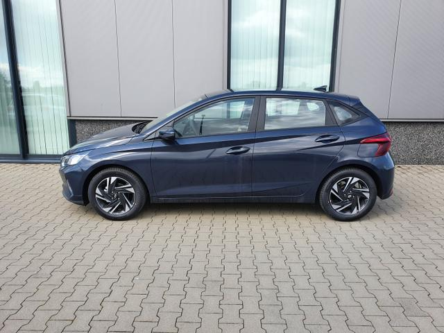 Hyundai i20 - 5-Türer (NEUES MODELL) 1.2i 84PS, Aurora-Grey Metallic, 16
