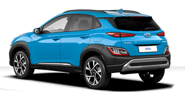 Hyundai Kona -