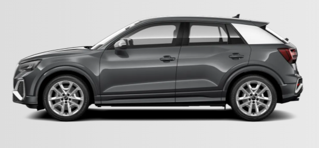 "Audi Q2 ""advanced"" (2) 30 TFSI 110PS inkl. 3 JAHRE GARANTIE KLIMA MMI RADIO PLUS/BT/USB/DAB+ LED-SCHEINWERFER LICHT-/REGENSENSOR 17""ALU"