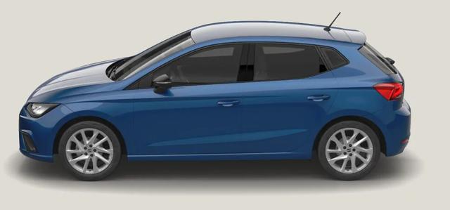 "Seat Ibiza - ""Style"" (2) 1.0 TSI 95PS inkl. 5 J. GARANTIE KLIMA RADIO/USB/BT/DAB MUFU-LEDERLENKRAD FULL LED-SCHEINWERFER TEMPOMAT MÜDIGKEITSERK. 15""ALU Bestellfahrzeug, konfigurierbar"