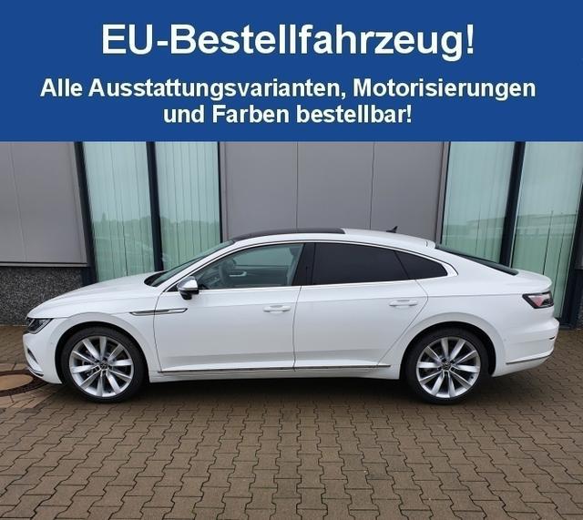 Volkswagen Arteon -