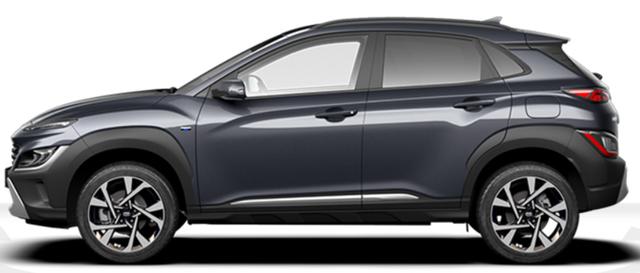 "Lagerfahrzeug Hyundai KONA - ""Edition PLUS"" 1.0 T-GDI (Benziner) ; 88KW/120PS AUTOMATIKGETRIEBE Klima , Einparkhilfe Sitzheizung 16-Zoll-Leichtmetallräder Radio mit 8""-Display und Apple-CarPlay/Android Auto Kamera"