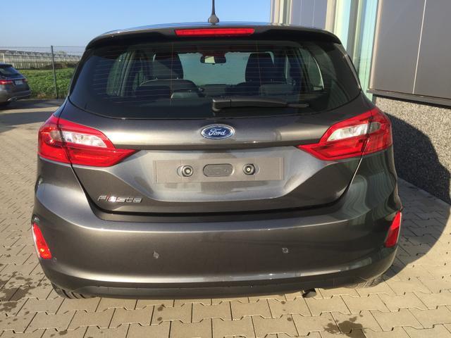 """Ford Fiesta """"SYNC Edition"""" (6) 1.0 EcoBoost 100PS, Schwarz-Metallic, 5 Jahre Garantie, Klimaautomatik, Radio SYNC 3/DAB+/B&O Soundsystem, Sitzheizung, Frontscheibenheizung, Parksensoren hinten, Außenspiegel elektrisch anklappbar, Nebelscheinwerfer, ZV mit Fernbedienung, 33% Preisvorte"""