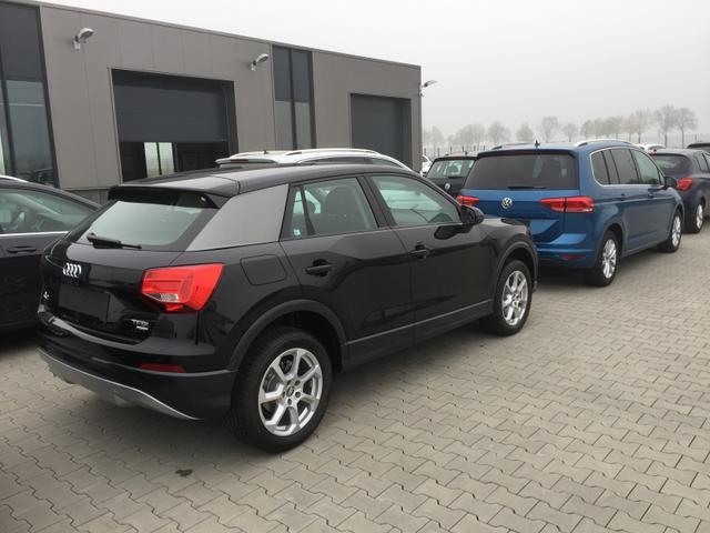 "Audi Q2 ""Basis"" (2) 35 TFSI 7-Gang-Automatikgetriebe , KLIMA MMI RADIO MIT BLUETOOTH MITTELARMLEHNE LICHT-/REGENSENSOR"