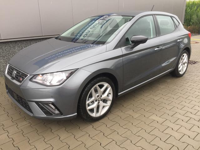 "Bestellfahrzeug, konfigurierbar Seat Ibiza - ""Reference"" (2) 1.0 EVO 59KW , MEDIA SYSTEM COLOR/USB/SD/AUX-IN/BLUETOOTH MULTIFUNKTIONSLENKRAD FRONT ASSIST BERGANFAHRHILFE"
