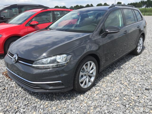 "Volkswagen Golf Variant ""Edition Highline"" (2) SONDERMODELL 1.5 TSI OPF BLUEMOTION ACT 96KW INKL. LED-SCHEINW. , ALARMANLAGE RADIO COMPOSITION MEDIA/CD/SD/USB/BLUETOOTH 2-ZONEN-CLIMATRONIC ACC PARKSENSOREN VO + HI LICHT-/SICHTPAKET 16"" ALU ERGOACTIVE-SITZE MIT SITZHEIZUNG DACHRELIN"