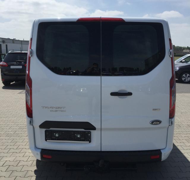 """Ford Transit Custom """"Trend"""" (3) L1H1/ 280 - KLIMA RADIO/BLUETOOTH HALOGEN-PROJEKTOR-SCHEINW. + LED-TAGFAHRLICHT NEBELSCHEINWERFER BEIFAHRERDOPPELSITZ SCHIEBETÜRE RECHTS TEMPOMAT PARKSENSOREN VO/HI LEDERLENKRAD"""