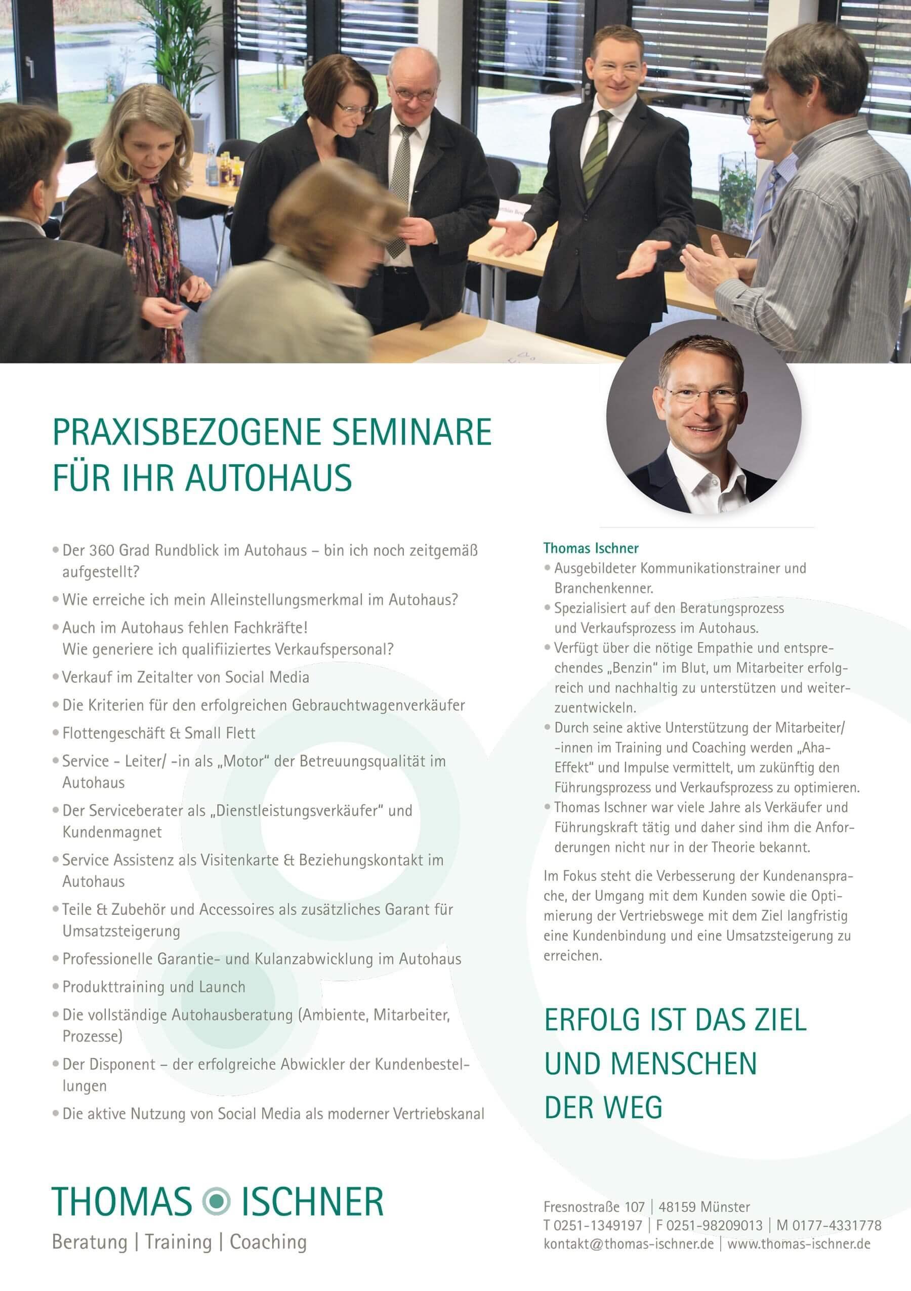 Austeller BfI -  Händlerkongress und Fahrzeugmesse des BfI