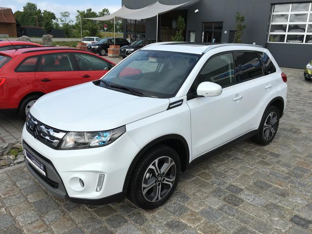 Gebrauchtfahrzeug Suzuki Vitara - 1.6 DDiS 4WD AUTOMATIK GLX NAVI-PANO-LED-17''-LEDER-SOFORT