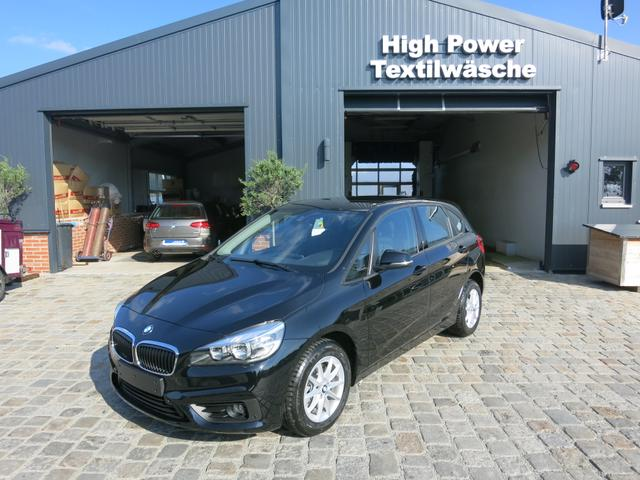 BMW 218 Active Tourer - 218d Automatik-Navi Business-SHZ-Klimaauto-Rückfahrkamera-Sofort
