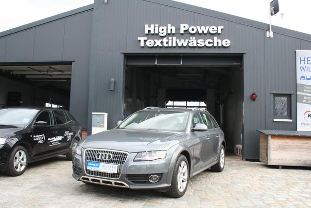 Gebrauchtfahrzeug Audi A4 allroad quattro - 3.0 TDI 240 PS Automatik-1.Hand-TopZustand-Reserverad-NSW-SHZ-Sofort