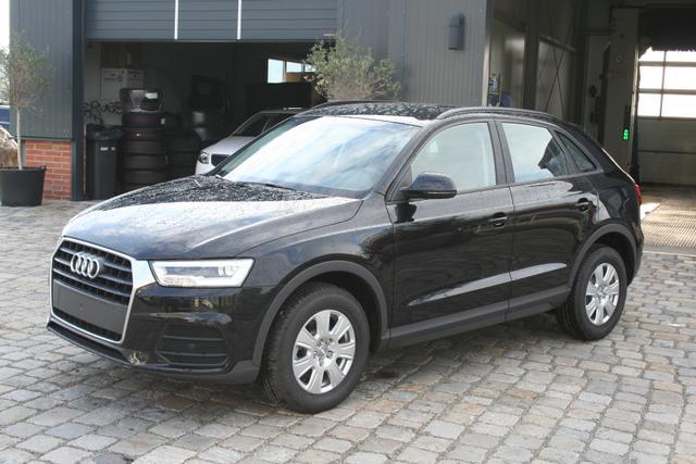 Audi Q3 - 1.4 TFSI S-Tronic 150 PS-LEDScheinwerfer-4JahreGarantie-el. Heckklappe-Connectivity Paket-Sofort