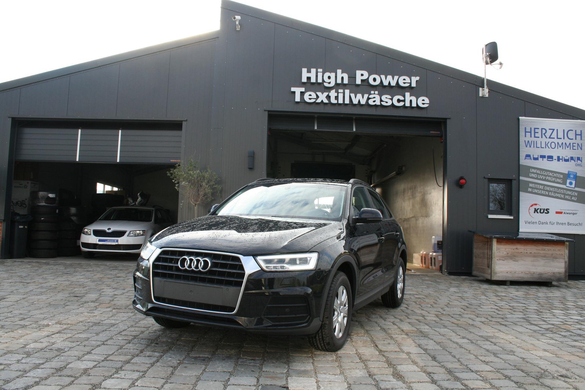 Audi Q3 1.4 TFSI S-Tronic 150 PS-LEDScheinwerfer-4JahreGarantie-el ...