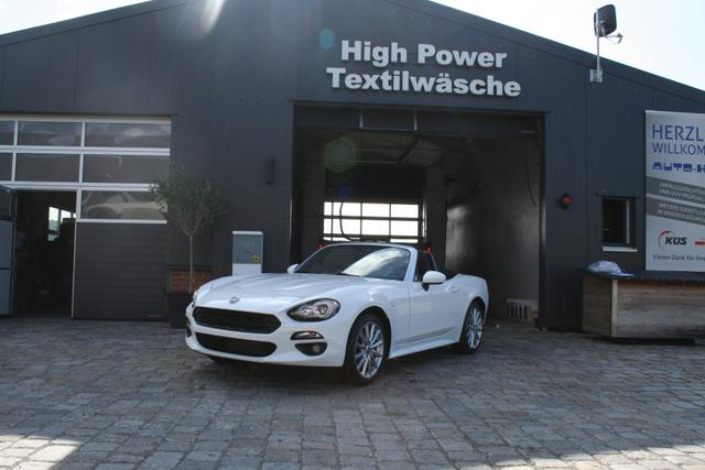 Fiat 124 Spider - 1.4 MultiAir 140 PS Lusso-Leder-MuFu-Klimaautomatik-Sitzheizung-PDC-Sofort