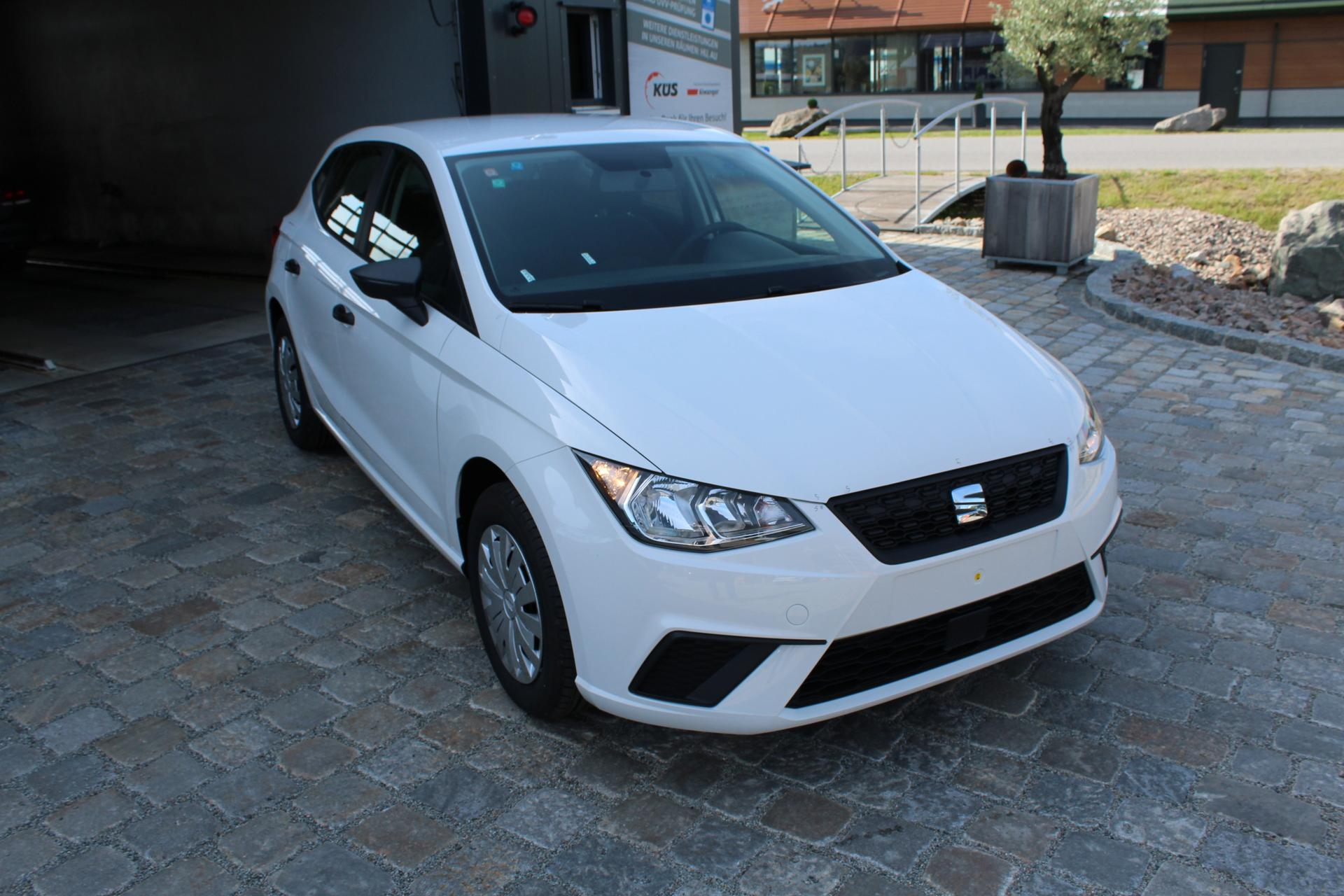 seat ibiza neues modell 1 0 tsi 95 ps reference bluetooth. Black Bedroom Furniture Sets. Home Design Ideas