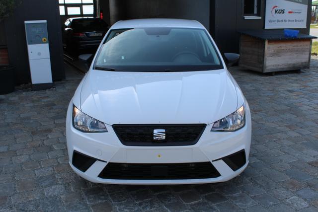 Seat Ibiza - Neues Modell! 1.0 TSI 95 PS Reference-Bluetooth-MFL-Tempomat-ZVFunk-Klima