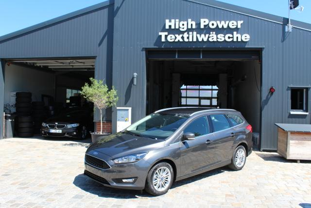 Ford Focus Turnier - 1.0 EcoBoost 125 PS-Sync3-PDC-5JahreGarantie-NSW-16