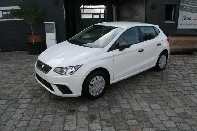 Seat Ibiza - Neues Modell-1.0 TSI 95 PS-Reference-Front Assist-MFL-Klima-Tempomat-Sofort