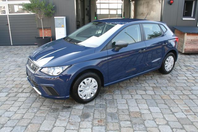 Seat Ibiza - Neues Modell-1.0 TSI 95 PS-Reference-Klima-Media System-Bluetooth-Bordcomputer-Sofort