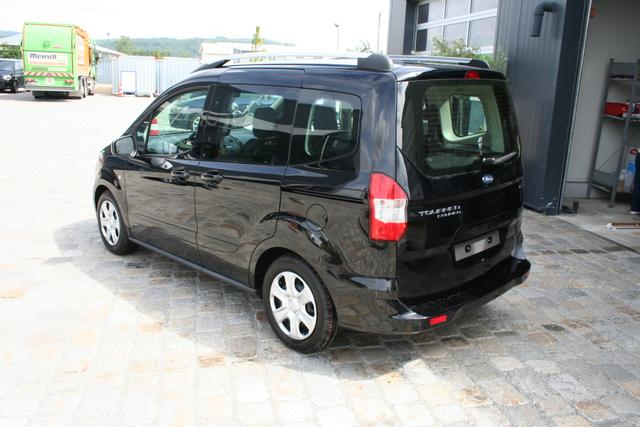 Ford Tourneo Courier - Facelift !! 1.0 EcoBoost 100 PS-Garantie 7 Jahre-Klimaautomatik-Bluetooth-SHZG-MFL-TOP AKTION