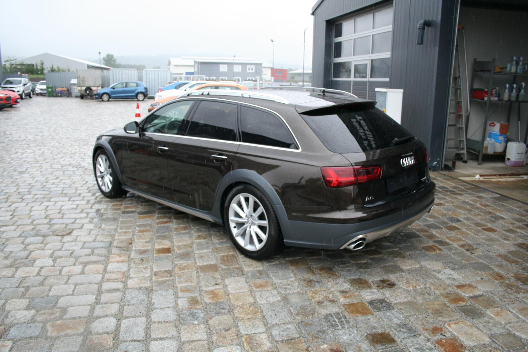 audi a6 allroad 3 0 tdi 272 ps allrad leder automatik mavi. Black Bedroom Furniture Sets. Home Design Ideas